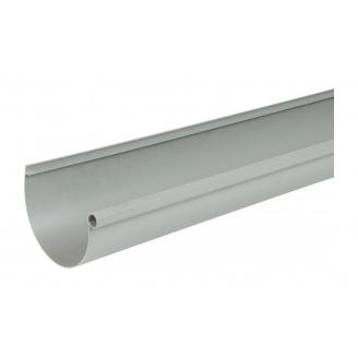 Желоб водосточный Nicoll 25 ПРЕМИУМ 115 мм серый