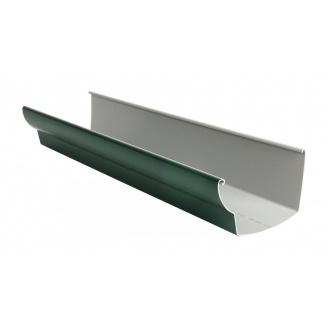 Ринва водостічна Nicoll 28 OVATION 125 мм зелений