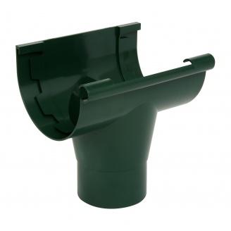 Воронка звичайна Nicoll 25 ПРЕМІУМ D80 зелений