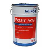 Краска REMMERS Rofalin Acryl 20 л weiß