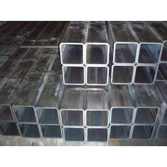 Труба профильная квадратная стальная 3сп5 80х80х2 мм