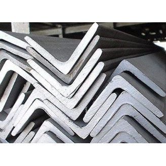 Уголок стальной горячекатаный Ст.3 125х125х8 мм