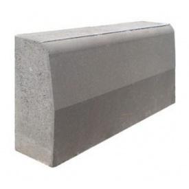Поребрик дорожный 1000x300x100 мм серый