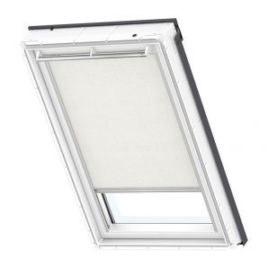 Рулонная штора VELUX RSL M08 на солнечной батарее 78х140 см