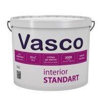 Акриловая краска Vasco Interior STANDART 9 л