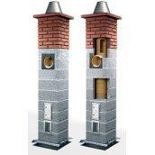 Дымоходная система Icopal Wulkan СI 200-eko с вентиляцией 6,2 м