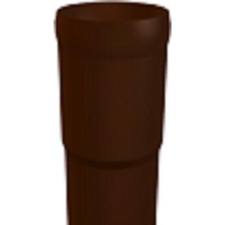 Обсадная труба PREFA 1000 мм 80 мм