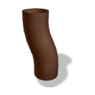 Цокольное колено PREFA 80 мм