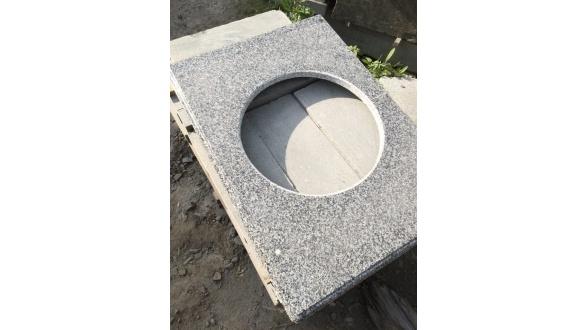 Процес виготовлення стільниці з натурального граніту