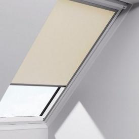 Рулонна штора VELUX RFL М06 на направляючих 78х118 см