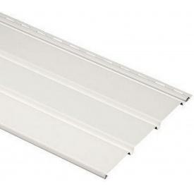 Софіт 2700х300 мм білий