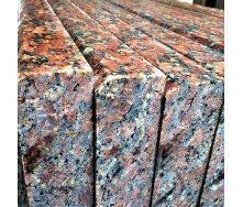Столешница из камня Rosso Santiago 600х20 мм красная