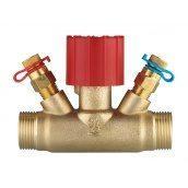 Регулировочный вентиль HERZ STROMAX-МS 4216 МS DN20 (1421622)
