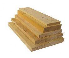 Доска обрезная деревянная 16х8 мм