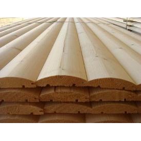 Блок-хаус дерев'яний 140х20 мм