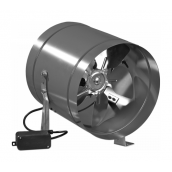 Вентилятор промисловий Домовент ВКОМц 200 43 Вт 208x220 мм
