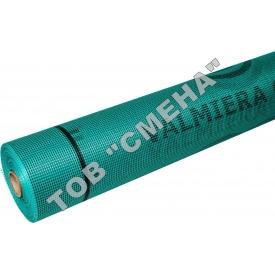 Стеклосетка для наружного утепления Valmiera Glass SSA-1363 4х4 мм зеленая