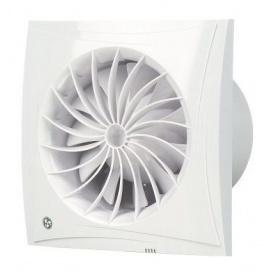 Вентилятор бытовой Blauberg Sileo 125 T 17 Вт 91x158x182 мм белый