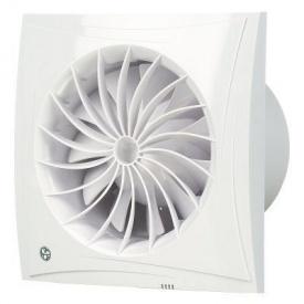 Вентилятор побутовий Blauberg Sileo 125 17 Вт 91x158x182 мм білий