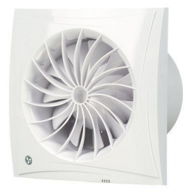 Вентилятор бытовой Blauberg Sileo 125 17 Вт 91x158x182 мм белый