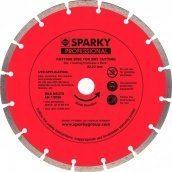 Алмазный диск Sparky 230х2.5