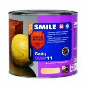 Бейц алкидный SMILE SWP-11 WOOD PROTECT Elite 2,3 л орех