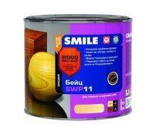 Бейц алкидный SMILE SWP-11 WOOD PROTECT Elite 2,3 л каштан