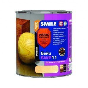 Бейц алкідний SMILE SWP-11 WOOD PROTECT Elite 0,75 л сосна