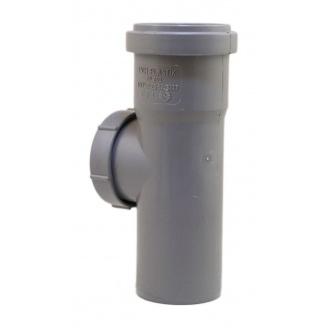 Ревизия 50 мм серый