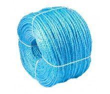 Канат  полипропиленовый 6 мм 200 м синий