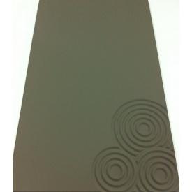 Глянцевая пленка из ПВХ для МДФ фасадов и накладок Светлый какао