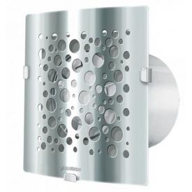 Вентилятор бытовой Blauberg Art 100-5 14 Вт 142x180x180 мм серебристый