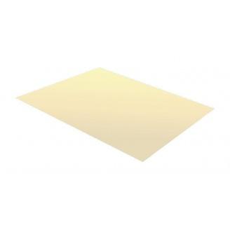 Гладкий лист RAUNI 1250 мм 0,45 мм Polyester (Корея) RAL 1015