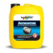 Антисептик для минеральных поверхностей Kompozit 10 л