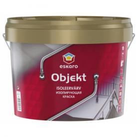 Краска интерьерная Eskaro Objekt 0,9 л