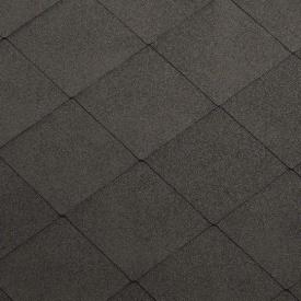 Гнучка черепиця Katepal Foxy 1000х317 мм темно-сірий