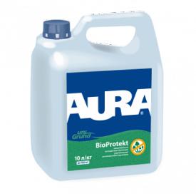 Грунтовка Aura Unigrund BioProtekt 10 л