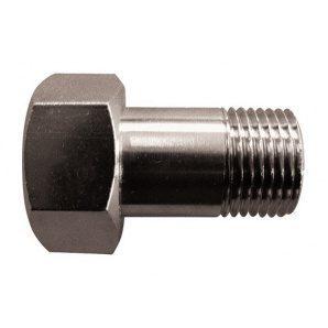 З'єднувач для сталевих труб HERZ з плоским ущільненням R 1 1/4 дюйма (1622074)