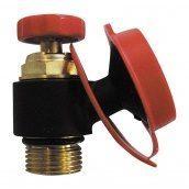 Сливной вентиль HERZ с подключением для шланга 1/4 дюйма (1027609)