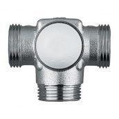 Термостатический клапан HERZ CALIS TS-E-3-D 3/4 дюйма (1774502)