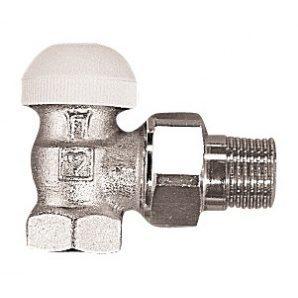 Термостатичний клапан HERZ TS-90 кутовий 3/8 дюйма (1772490)
