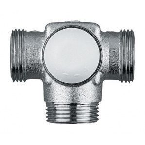 Термостатичний клапан HERZ CALIS TS-E-3-D 3/4 дюйма (1774502)