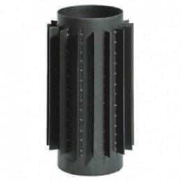 Радіатор для димоходу 180 мм 50 см