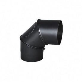 Коліно для димоходу UNI 180 мм