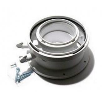 Адаптер для подключения коаксиальных дымоходов Bosch AZB 931 80/125 мм