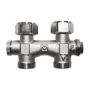 Штекер HERZ для термоприводу NC 0-10 (1771125)