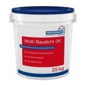 Гидроизоляционная смесь REMMERS Multi-Baudicht 2K 25 кг