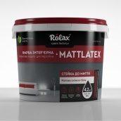 Фарба Акрилсупер Matlatex Ролакс 7 кг