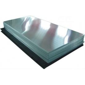 Плоский лист оцинкованный 0,3 мм 2х1 м