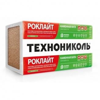 Минеральная вата ТехноНИКОЛЬ Роклайт 100 мм 2,88 м2